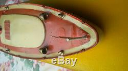 Jep canot Jep 4 bateau de Bassin 1937 1941 compatible Bing Hornby