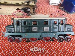 Jep coffret 2B2 electrique Complet 1938 compatible Hornby Bing
