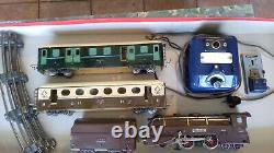 Jep locomotive 222 ECH O Compatible Marklin Bing Hornby