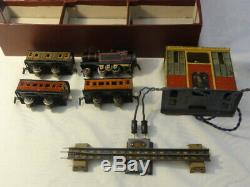 Jep train Mignon Coffret Vapeur 1925 compatible Hornby Bing