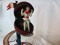Jeux jouets anciens la boule mystérieuse Fernand Martin 1900