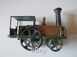 Jolie Et Rare Rame Train Mecanique Fv Loco Et 3 Wagons