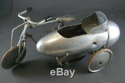 Jouet AUTO CYCLE Aluminium. + Boite