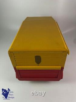 Jouet Ancien Bois Joujoulac Rare Citroen Tube H1200 42 CM 1960 No Cij Jrd