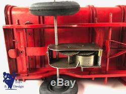Jouet Ancien Citroen Ref 150 Citroen T23 Benne Mecanique 1/10° 43cm Vers 1936