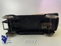 Jouet Ancien Citroen Ref 68 Torpedo Familial Autocar Etat Exceptionnel Av Boite