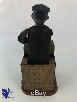 Jouet Ancien Fernand Martin Fm Ref 202 Vers 1908 L'eminent Avocat Superbe