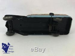 Jouet Ancien ML Ref 530 No Jep Autocar Tole Mecanique Vers 1930 33.5cm