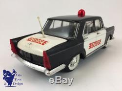 Jouet Ancien Rico Ref 749 Seat 1400 Policia Electrique 1/20 Av Boite C. 1960