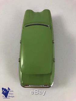 Jouet Ancien Rico Ref 779 Citroen Ami 6 Friction 1/20 Av Boite C. 1960