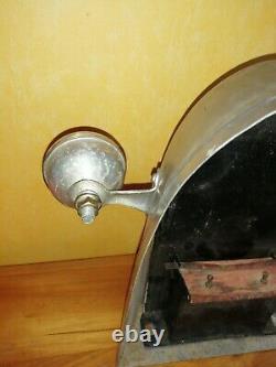 Jouet Ancien Voiture À Pédales Pieces De Bugatti Eureka Calandre Phares