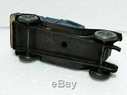 Jouet Ancien Voiture Citroen Transport Cochon 1/43 Tole Et Plomb A Identifier