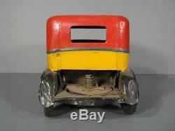 Jouet Citroën / Automobile Mécanique André Citroën / Voiture Ancienne Miniature