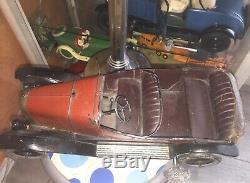 Jouet Citroen B12 Torpedo