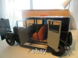 Jouet Citroen Brepsom B-14 Taxi Original Jouet Ancien