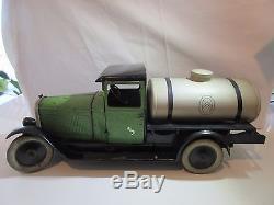 Jouet Citroen C4 Petrolier Original Jouet Ancien