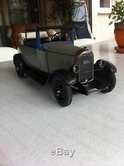 Jouet Citroen C6 cabriolet
