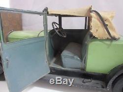 Jouet Citroen C 6 Cabriolet Jrd Original Jouet Ancien