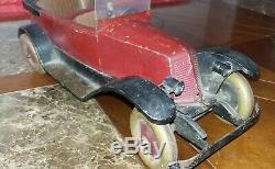 Jouet Citroen Jep Grand Modele 39 CM