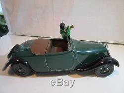 Jouet Citroen Jrd Traction Cabriolet Original Jouet Ancien
