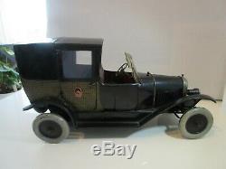 Jouet Citroen Taxi B2 Magnifique De 1925 Original Jouet Ancien