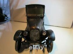 Jouet Citroen Taxi Coupe Deauville Original Jouet Ancien