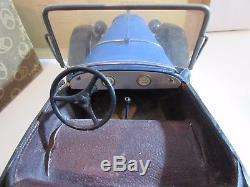Jouet Citroen Torpedo 10 HP Rare Dans Cet Etat Original Jouet Ancien