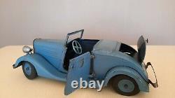 Jouet Citroën cij viva sport cabriolet long 33 cm