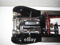 Jouet Citroen l Chassis C6 démontable