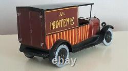 Jouet Citroen rare camionnette de livraison AU PRINTEMPS