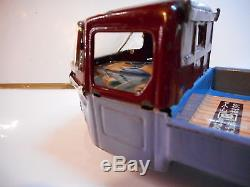 Jouet Tole Bandai Tin Toy Mazda T1200 T1500 T2000 Vintage 1960 Made In Japan