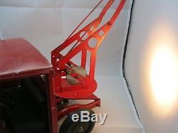 Jouet ancien Camion CITROEN T23 Tracteur dépanneur 1936/1939 au 1/10éme
