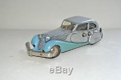Jouet ancien LR Louis Roussy voiture circuit auto-route salmson 1/24 antique toy