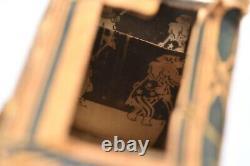 Jouet ancien. Moving Picture Theater par Anchor MFG. CO. Rare folioscope