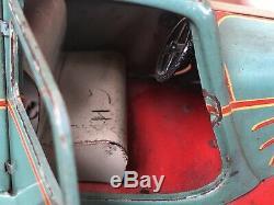 Jouet ancien en Tôle JEP conduite intérieure Aérodynamique Fausse Traction 7485