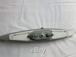 Jouet ancien en tôle Sous-marin le Nautilus JEP année 1951/1966