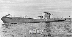 Jouet ancien sous-marin radiocommandé U25