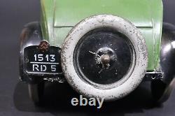 Jouet anciens. Automobile Citroën coupé C6 Circa 1930. Grande Taille