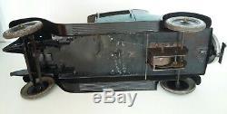 Jouet citroen B14 faux cabriolet long 40 cm