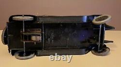 Jouet citroen C6 coupé long 40 cm sortie grenier