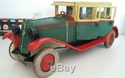 Jouet citroen cr jep renault limousine 38 cm