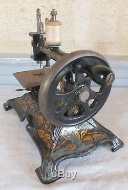 Jouet machine à coudre enfant fonte toy sewing machine