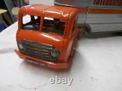 Jouets Ancien Camion Joustra Transport International
