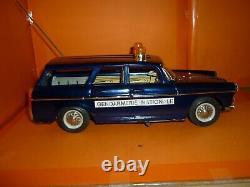 Joustra 404 Peugeot Break Gendarmerie