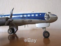 Joustra Ancien Avion En Tole Air France Super G
