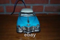 Joustra Gama Cadillac Bleu Et Beige Filoguide Model Rare