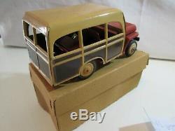 Jrd Belle Jeep En Boite Rare Original Jouet Ancien