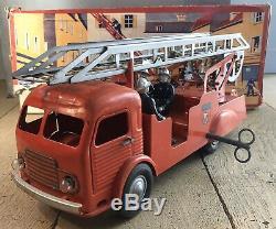 Jrd Camion De Pompier Cij Jep