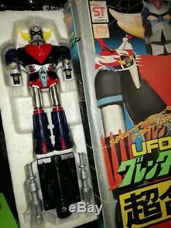 Jumbo Popy Japan Ufo Robot Goldorak Grendizer Goldrake 60 CM
