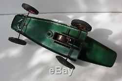 LES JOUETS CITROEN 8 CV ROSALIE 1933 Lg 32 cm BON ÉTAT MOTEUR FONCTIONNE